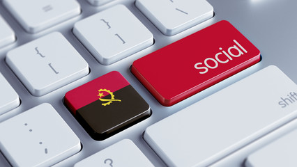 Angola Social Concept