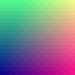 Abstract colorful geometric style gradient background