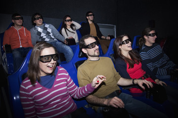 Watching 5D cmovie