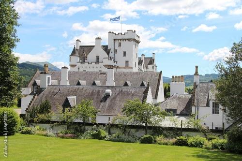 Leinwanddruck Bild Blair Castle