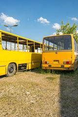 Busfriedof der DDR