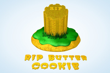 RIP Butter Cookie
