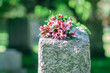Headstone in Cemetery - 66413814
