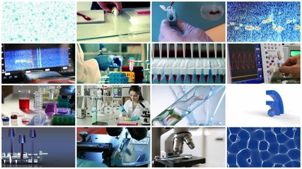 collage video science and technology