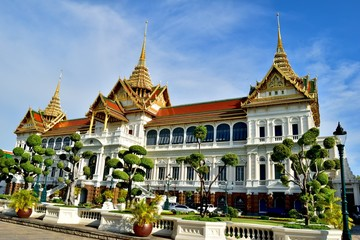 Grand Palace, Thailand