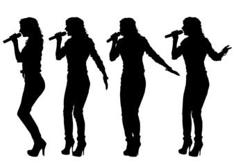 Singer women