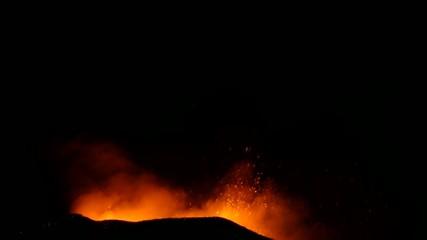 Vulcano Etna Sicilia