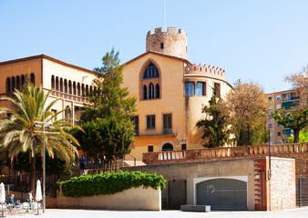 Torre Balldovina Museum in Santa CLoloma