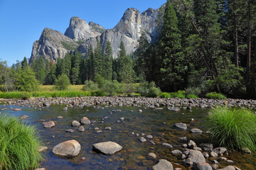 Shallow  Merced River