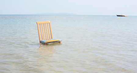 Chair in Corfu