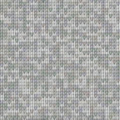 Gray seamless texture of knitted fabrics