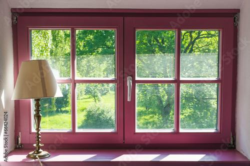 violet window - 66424024