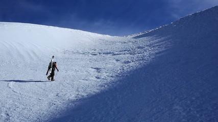 Mountain Climbing Sequence