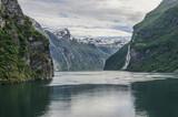 Fototapety Geiranger fiord
