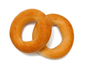 ring-shaped bagel