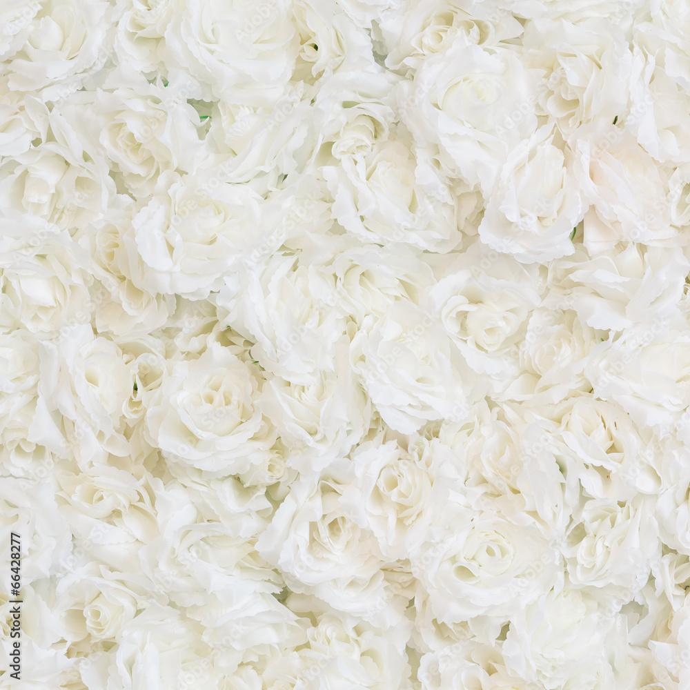 biały rose wesele - powiększenie