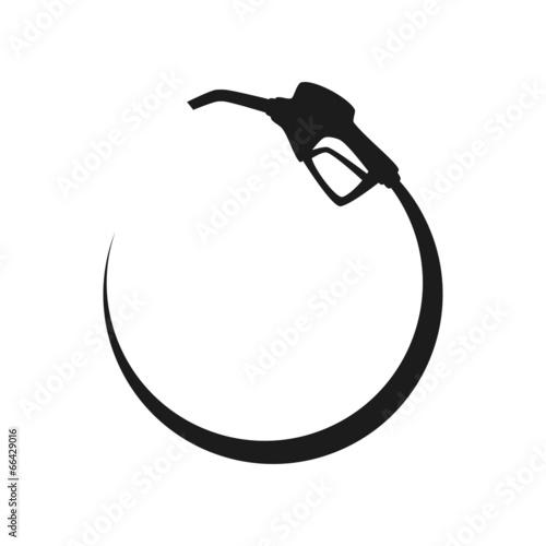 Gas pump icon - 66429016