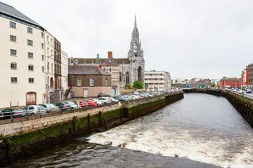 View of Cork, Ireland
