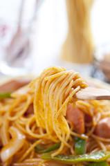 ナポリタン スパゲッティー