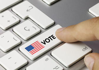 VOTE. Keyboard