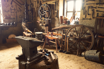 Old workshop