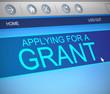 Grants concept. - 66432229