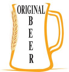 logo birra chiara