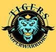 Постер, плакат: Tigers mascot