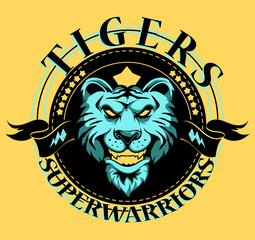 Tigers mascot