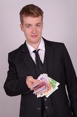 geldübergabe