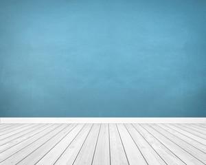 empty room, wooden floor