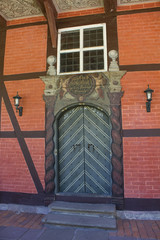 Wieckenberg: Berühmte Stechinelli-Kapelle (Niedersachsen)