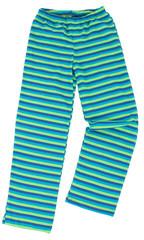 Child Sweatpants isolated on white background