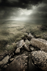 Dramatic Wild Moorlands