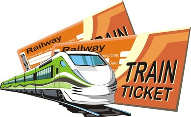 tickets on train