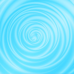 Swirling water texture, vector illustration