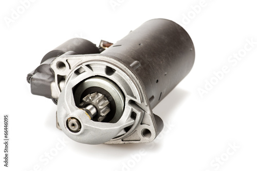 Spare parts - car starter