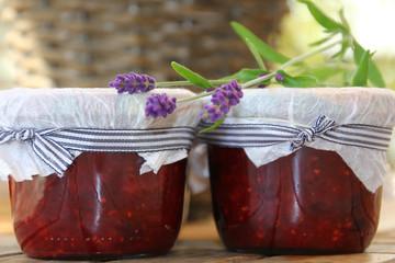 Konfitüre Marmelade