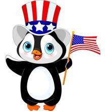 Pingwin patriotyczne
