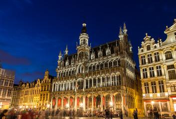 Maison du roi in Brussels, Belgium