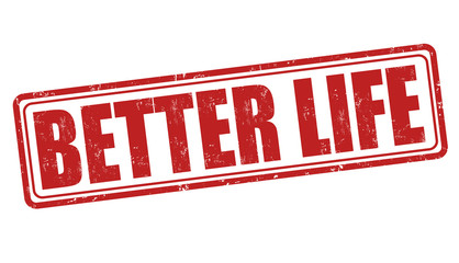 Better life stamp