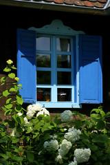 Fenster am Bauernhof