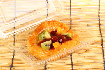 Fruit denish bread