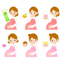 The maternal prenatal education sons and daughters. Marriage and