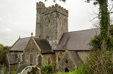 St Martin's Church, Laugharne