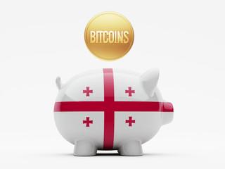 Georgia Bitcoin Concept