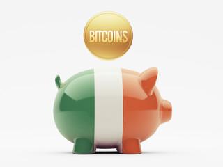 Ireland Bitcoin Concept