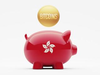 Hong Kong Bitcoin Concept