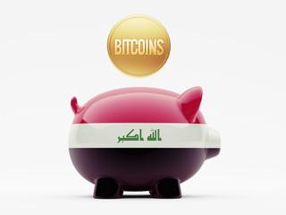 Iraq Bitcoin Concept