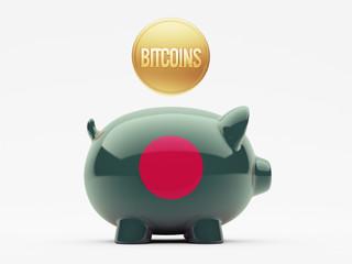 Bangladesh Bitcoin Concept